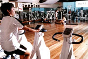 Pan Pacific Hotel Manila Gym